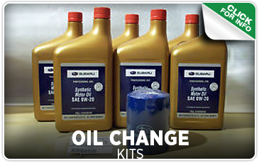 Click to view our Subaru oil change kit information in Seattle, WA