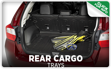 Click to view our Subaru rear cargo tray information in Seattle, WA