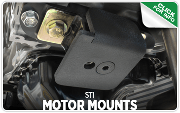 Browse our STI Motor Mounts information at Carter Subaru Ballard
