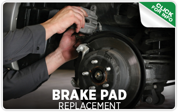 Click to Learn More About Our Brake Pad Replacement Service in Seattle, WA