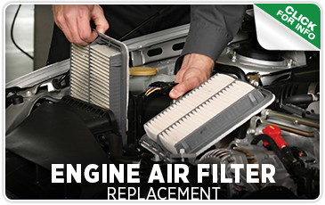 Click to research our engine air filter replacement service information at Carter Subaru Ballard in Seattle, WA