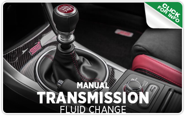 Click to learn about our Subaru manual transmission fluid change service in Seattle, WA