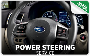 Click to Learn More About Our Power Steering Service in Seattle, WA