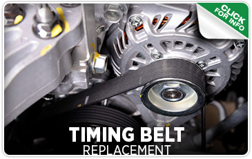 Click to Learn More About Our Timing Belt Replacement Service in Seattle, WA
