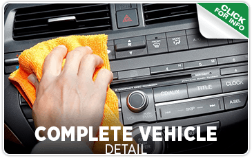 Learn about our complete vehicle detail service at Carter Subaru Ballard in Seattle, WA
