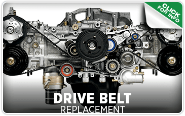 Learn about our drive belt replacement service at Carter Subaru Ballard in Seattle, WA