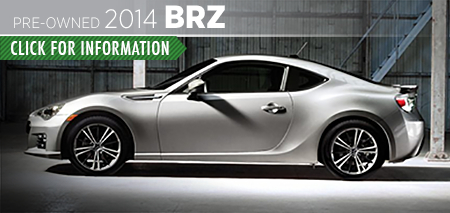 Learn more about the Certified Pre-Owned 2014 Subaru BRZ Carter Subaru Ballard in Seattle, WA