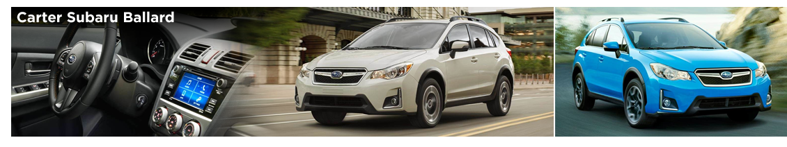 2016 Subaru Crosstrek Features & Details