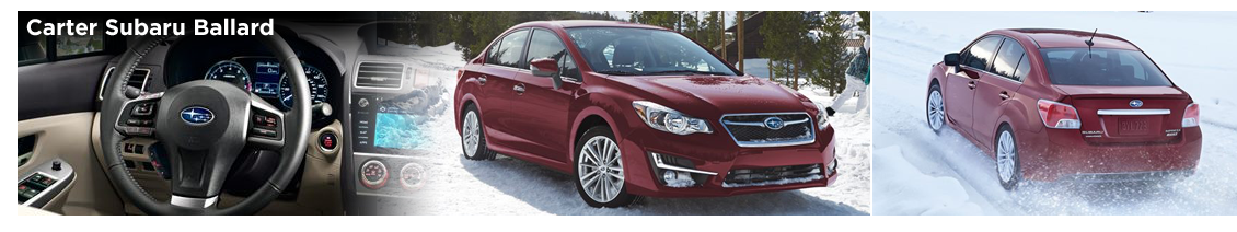 2016 Subaru Impreza Features & Information