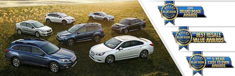 Subaru KBB Awards