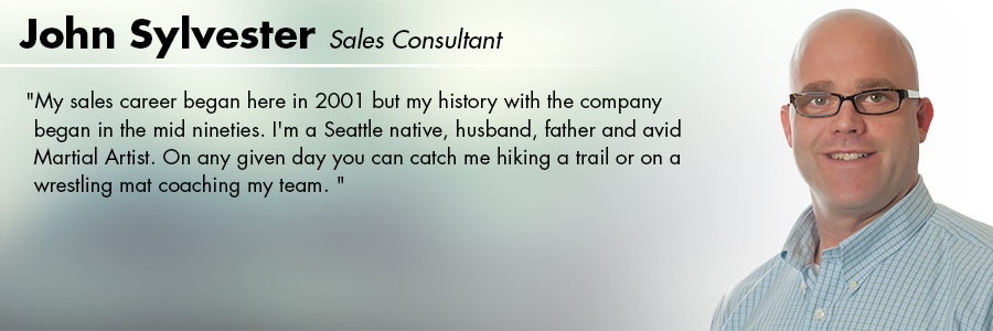 John Sylvester : Sales at Carter Subaru Shoreline in Seattle, WA