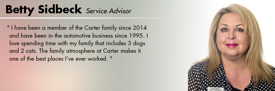Betty Sidbeck : Service Advisor at Carter Subaru Shoreline in Seattle, WA
