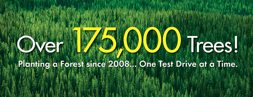 Over 175,000 Trees Planted by Carter Subaru Shoreline