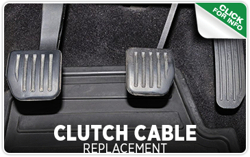 Click to view our clutch cable replacement service in Seattle, WA