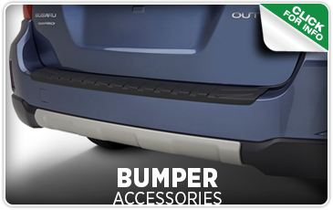 Learn more about Subaru bumper accessories from Carter Subaru Shoreline in Seattle, WA
