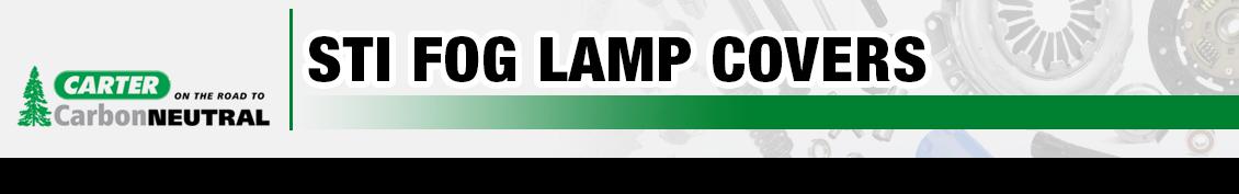 Genuine sti fog lamp covers information subaru performance research the sti fog lamp covers information at carter subaru shoreline in seattle wa mozeypictures Choice Image