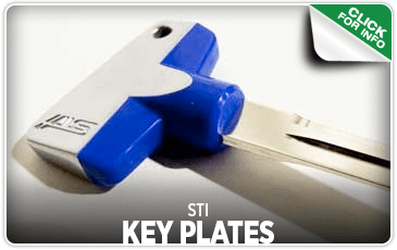 Click to browse our STI Key Plates performance parts information at Carter Subaru Shoreline