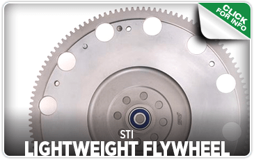Click to browse our STI Lightweight Flywheel performance parts information at Carter Subaru Shoreline