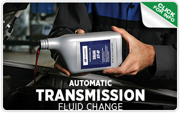 View Automatic Transmission Fluid Change  Information at Carter Subaru Shoreline