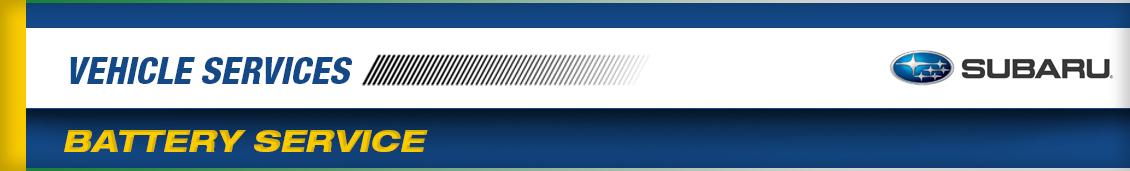 Carter Subaru Shoreline >> Subaru Battery Service Service Maintenance Information Seattle Wa