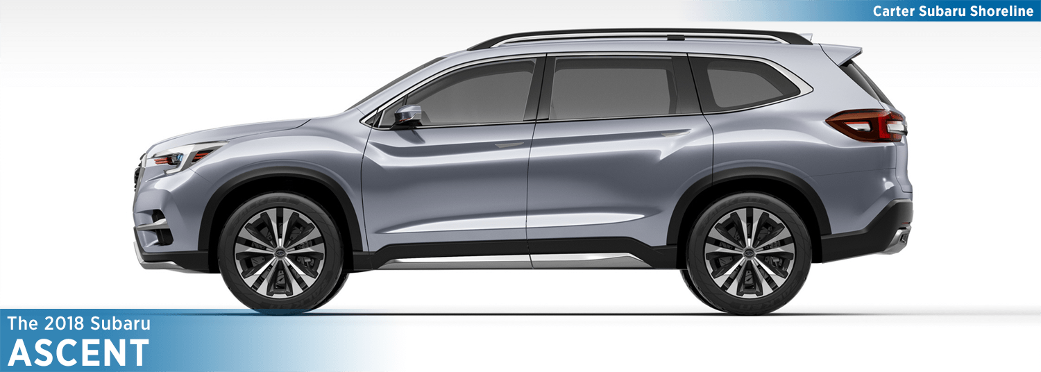 2018 Subaru Ascent Model Information and Specs