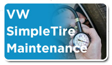 VW Tire Maintenance
