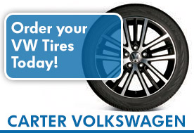 Order VW Tires in Seattle, WA