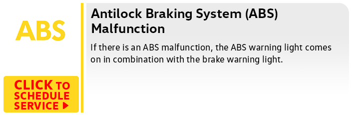 Volkswagen Antilock Braking System (ABS)
