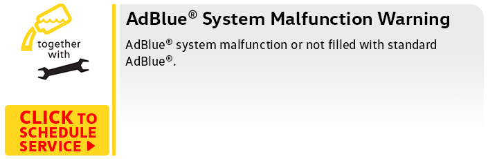 Volkswagen System Malfunction