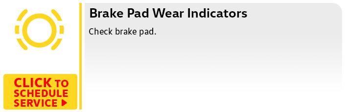 Volkswagen Brake Pad Service