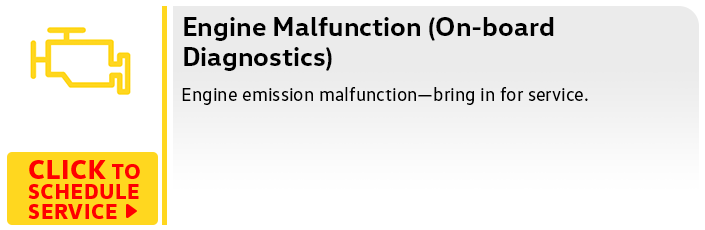 Volkswagen Emission Malfunction