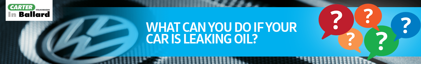 What Can You Do if Your Car is Leaking Oil?