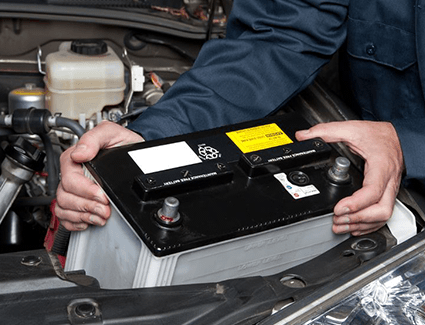 Stop in for a fast battery service check at Carter Volkswagen in Ballard