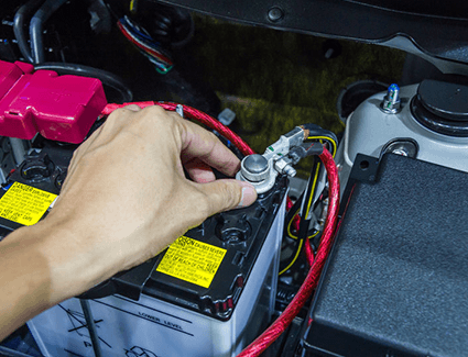 Save on a new battery at Carter Volkswagen in Ballard