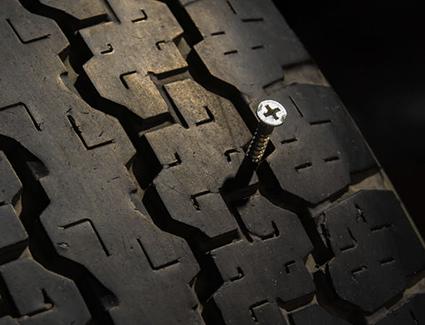 Schedule a Tire Damage Service at Carter Volkswagen in Ballard