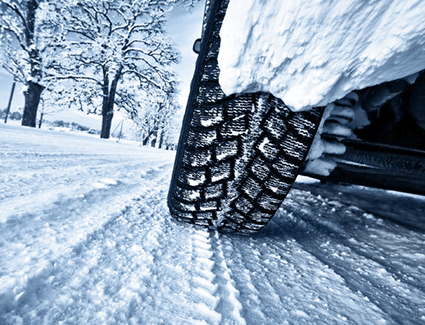 Ask Our Service Department About Tire Repairs