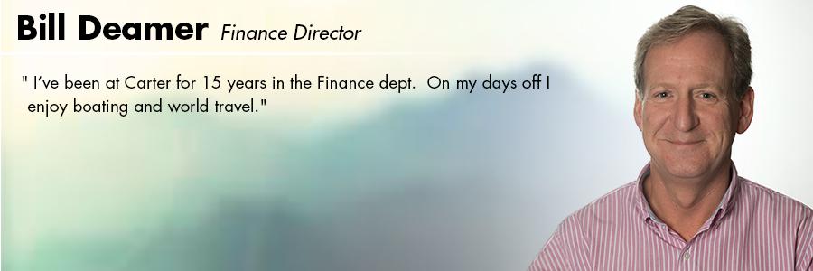 Bill Deamer, Finance at Carter Volkswagen in Seattle, WA