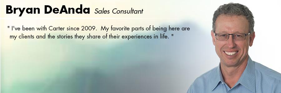 Bryan DeAnda, Sales Consultant at Carter Volkswagen in Seattle, WA