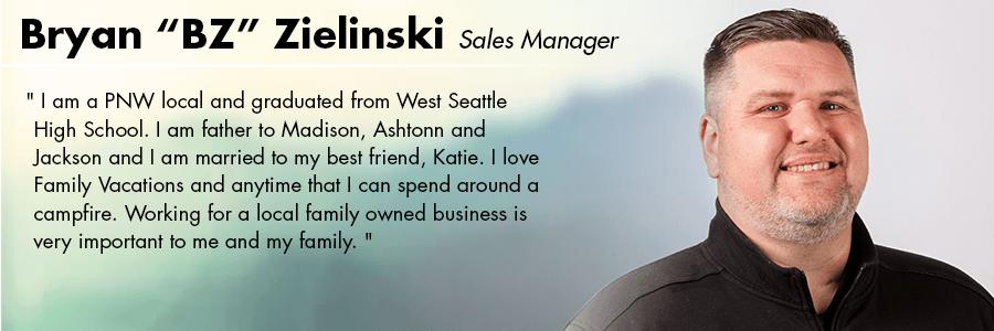 Bryan BZ Zielinski - Sales Manager at Carter Volkswagen In Ballard