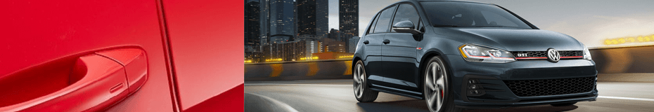 Get Edge Guards for your Golf GTI model at Carter Volkswagen in Ballard