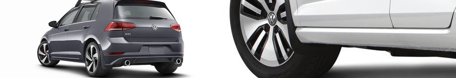 Get Splash Guard Kits for your Golf GTI model at Carter Volkswagen in Ballard