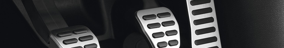 Order pedal cap sets for Jetta models at Carter Volkswagen in Ballard