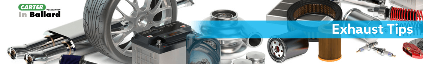 Volkswagen Jetta Exhaust Tips Accessories Information in Seattle, WA