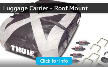 Click to View Our Genuine Volkswagen Roof-Mount Luggage Carrier Parts Information in Seattle, WA