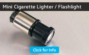 Click to View Our Genuine Volkswagen Mini Cigarette Lighter Flashlight Parts Information in Seattle, WA
