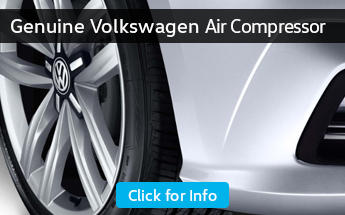 Click to view our Volkswagen air compressor parts information in Seattle, WA