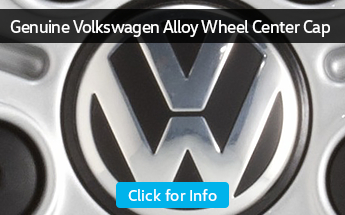 Click to view our Volkswagen alloy wheel center cap parts information in Seattle, WA
