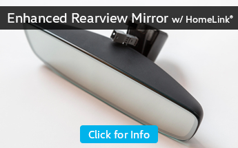 Click to browse our enhanced rearview mirror information from Carter Volkswagen in Seattle, WA