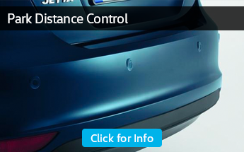 Learn more about the park distance control at Carter Volkswagen in Ballard