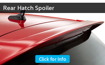 Click to View Our Parts Information on Volkswagen Rear Hatch Spoiler in Seattle, WA